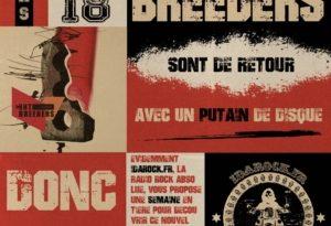 idarock.fr fête la sortie du merveilleux nouvel opus de The Breeders en leur consacrant une semaine spéciale