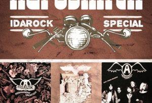 C'est parti pour une semaine Aerosmith (70's) sur idarock.fr (merci Alicia