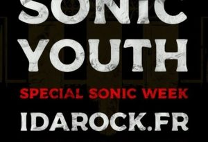 Semaine Sonic Youth sur idarock.fr