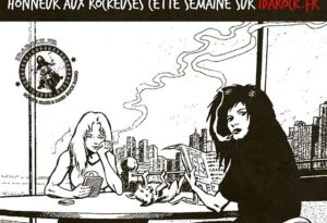 Ladies Commandement : idarock.fr vous offre une semaine dédiée aux rockeuses de légende