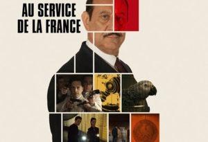 """Parmis les joyeuses nouveautés d'idaradio cette semaine, la chouette BO de """"Au service de la France"""" par @nicolasgodinmusic"""