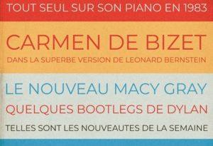 Au menu cette semaine sur https://idaradio.fr